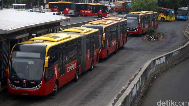 Ahok Butuh 2 Ribu Bus, Swedia Siap Pasok