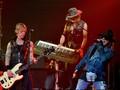 Konser Reuni Guns N' Roses Banjir Tindak Kriminal