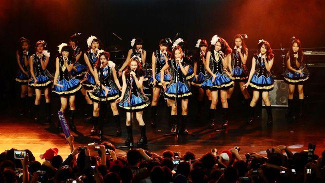 JKT48 Bikin Wakil Malaysia Keok di Kids' Choice Awards