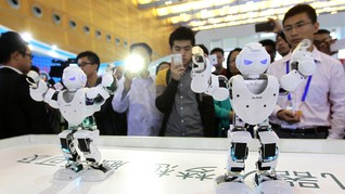 Emotech Dapatkan $10 Juta untuk Buat Robot Berkepribadian