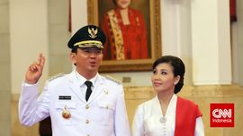 Alasan Ahok Gugat Cerai Veronica Tan