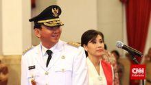 Tak Banyak yang Tahu Ahok Gugat Cerai Veronica Tan