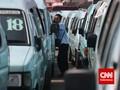 Menteri Jonan Instruksikan Tarif Angkot Turun 5 Persen