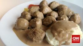 Alasan Tak Ada Menu 'Swedish Meatballs' di Ikea India