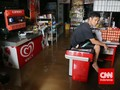 Banjir Berpotensi Ganggu Bisnis 13 Ribu Ritel di Jabodetabek