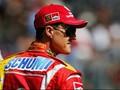 Tangis Bos Ferrari karena Pesan dari Keluarga Schumy