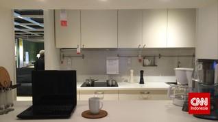 Dapur, Pilihan Lokasi Bercinta Terbaik di Rumah