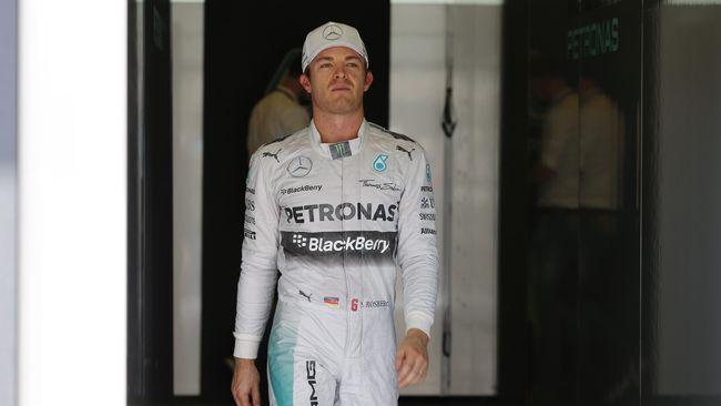 Rosberg Sempat Berharap Mobil Hamilton Mogok