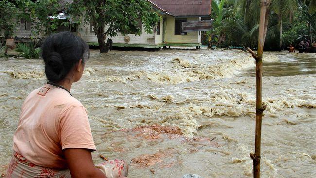 Pemprov Aceh Tetapkan Siaga Banjir di Trumon Raya