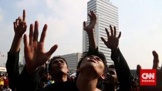 Kebebasan Berekspresi Warga Indonesia Dinilai Tak Meningkat