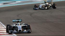 Lewis Hamilton Juara Dunia F1 2014