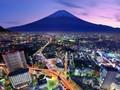 Jepang Sediakan Internet di Puncak Gunung Fuji
