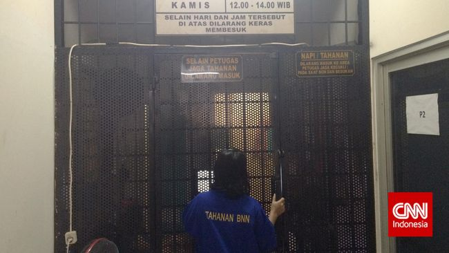 Ratusan Petugas Bui Dipecat Lantaran Susupkan Barang Ilegal