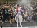 Foto-Foto Kemenangan Lewis Hamilton