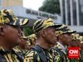 Usai Penembakan, Polisi dan Brigade Beringin Jaga DPP Golkar