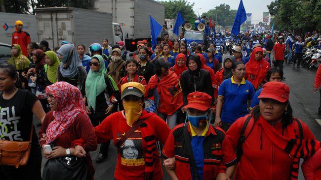 Ahok akan Gugat Buruh yang Rusak Fasilitas Umum Saat May Day