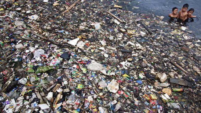 Indonesia Penyumbang Sampah Laut Terbesar Kedua di Dunia