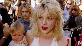Fesyen Wanita Pemberontak dari Janda Kurt Cobain