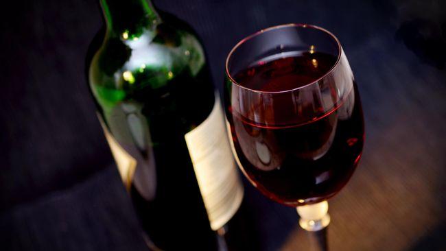 Sentuhan Sebotol Anggur dari Israel