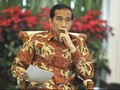 Pimpinan KPK Tiba di Istana Bogor Dikawal Mobil Paspampres