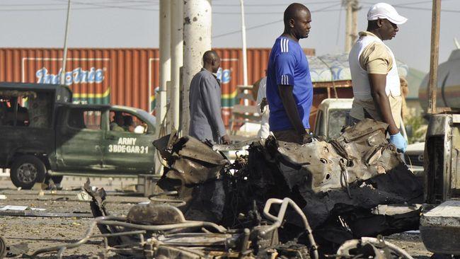 Boko Haram Tewaskan 100 Warga di Rumah dan Masjid Kamerun