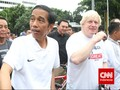 Jokowi Akan Ucapkan Selamat Langsung ke Boris Johnson