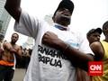 Peringatan Perjanjian New York di Jakarta Bermasalah