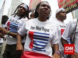 Papua, Momok Rezim Jokowi di Mata Dunia