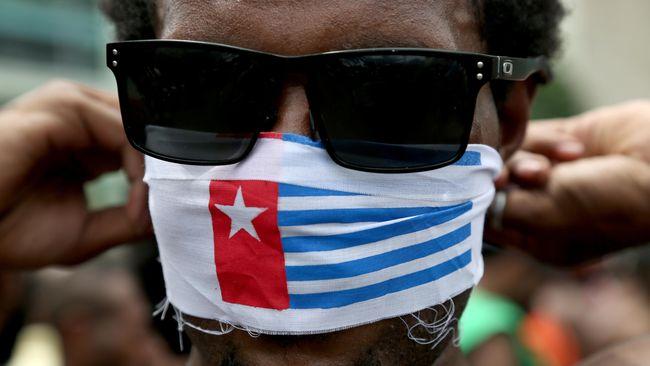 Demo Dukungan Referendum Papua Digelar 1 Desember