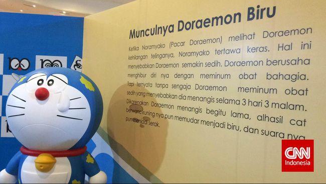 Download 87 Koleksi Gambar Kata Doraemon Sedih Gratis Terbaik
