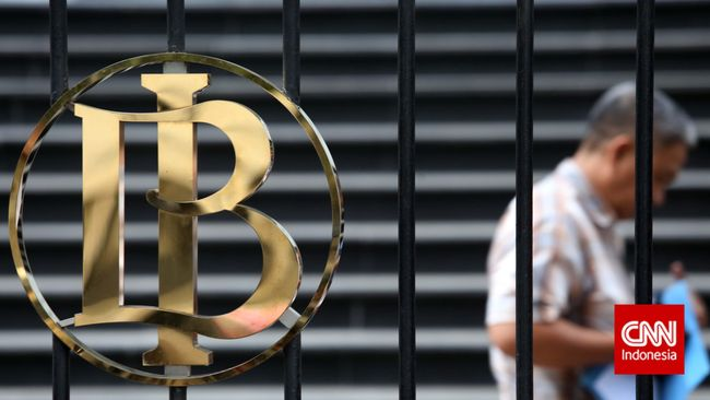 Bank Indonesia Tebas Suku Bunga Acuan jadi 4,25 Persen