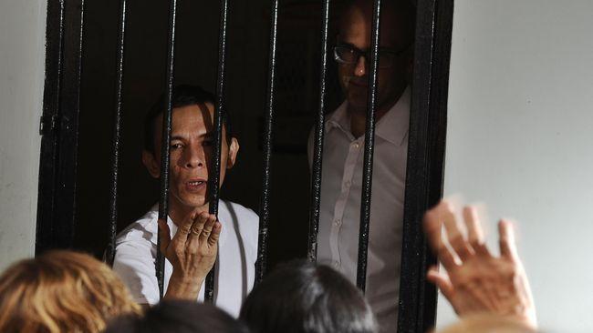 Hakim Tertawa Dengar Interupsi Pengacara Terdakwa JIS