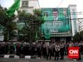 Korban Pelemparan Batu di Kantor PPP Dibawa Ke RSCM