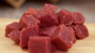 Daging Babi Seolah Sapi Dijual di Majalaya-Baleendah Bandung