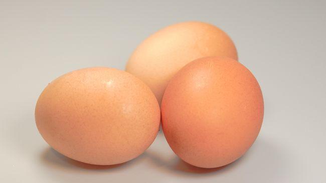 Alasan Telur Ayam 'Haram' Dicuci