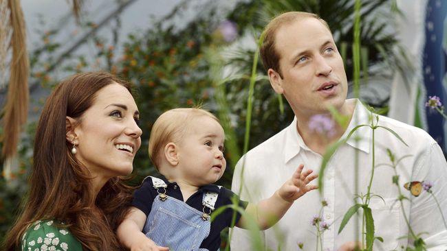 Kate Middleton Masuk Rumah Sakit Jelang Kelahiran Anak Kedua