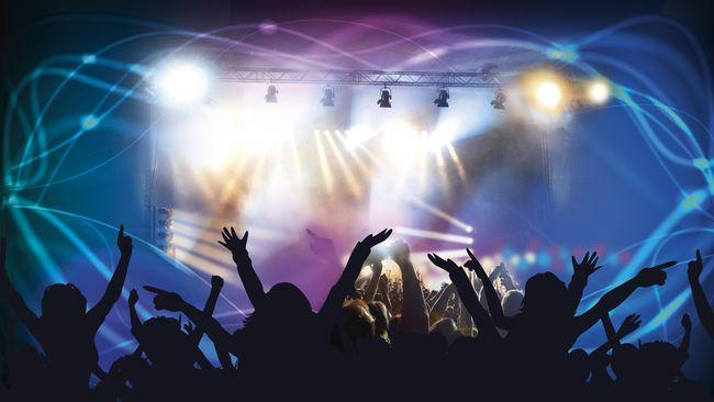 Barbados Gelar Pesta Musik Elektronik Lima Malam
