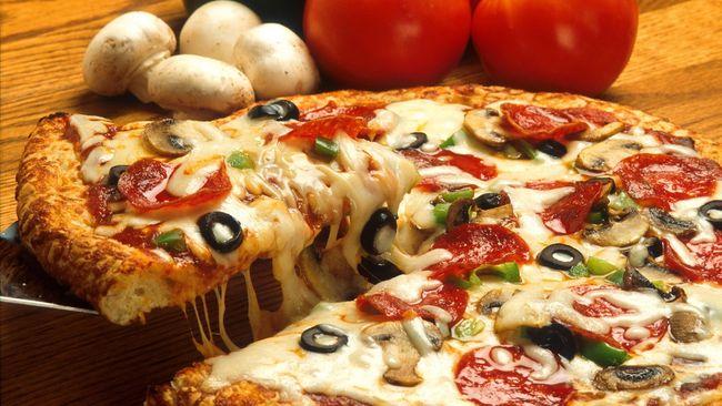 Hasil gambar untuk jamur padapizza
