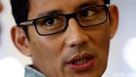 Wacana Sandiaga-Triwisaksana Menguat untuk Pilkada DKI 2017