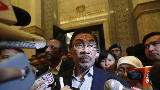 Pengamat: Tanpa Anwar, Oposisi Malaysia Akan Lumpuh