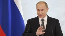 Kepala RS Rusia yang Sempat Bertemu Putin Positif Corona