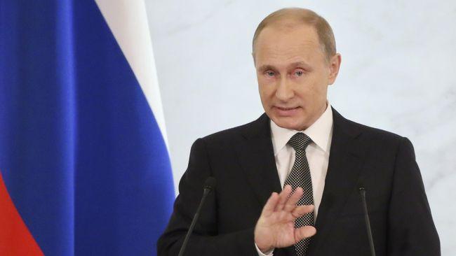 Putin: Rusia Paling Berkorban dalam Melawan Nazi