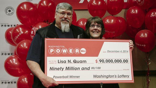 Janjikan Jackpot US$1,5 M, Demam Lotere Powerball Melanda AS