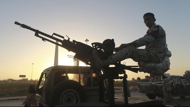 Libya Desak Embargo Senjata Internasional Dicabut