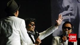 Tompi Perjuangkan Nasib Seniman dan Industri Musik