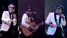 Trio Lestari, Area 'Bermain' Glenn Fredly