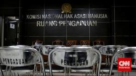 Komnas HAM Tolak Penyelesaian Pelanggaran HAM Ala Wiranto