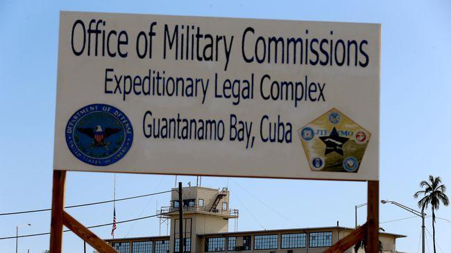 AS Tolak Bebaskan Napi Guantanamo yang Mogok Makan