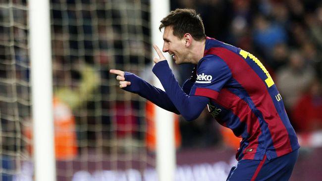 Messi Absen Latihan karena Penyakit Perut