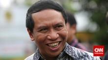 Politikus Golkar Zainudin Amali Tiba di Istana